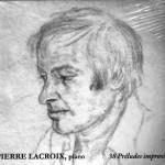 Pierre Lacroix, piano