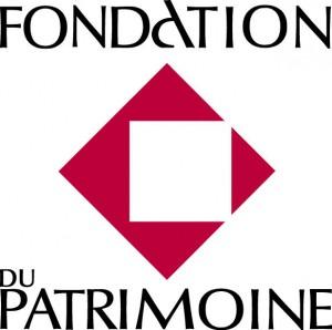 Logo 2016 Fondation Du Patrimoine