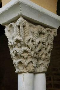 saint gaudens collégiale chapiteaux cloitre (8)re